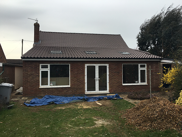 Permitted Development single storey extensions